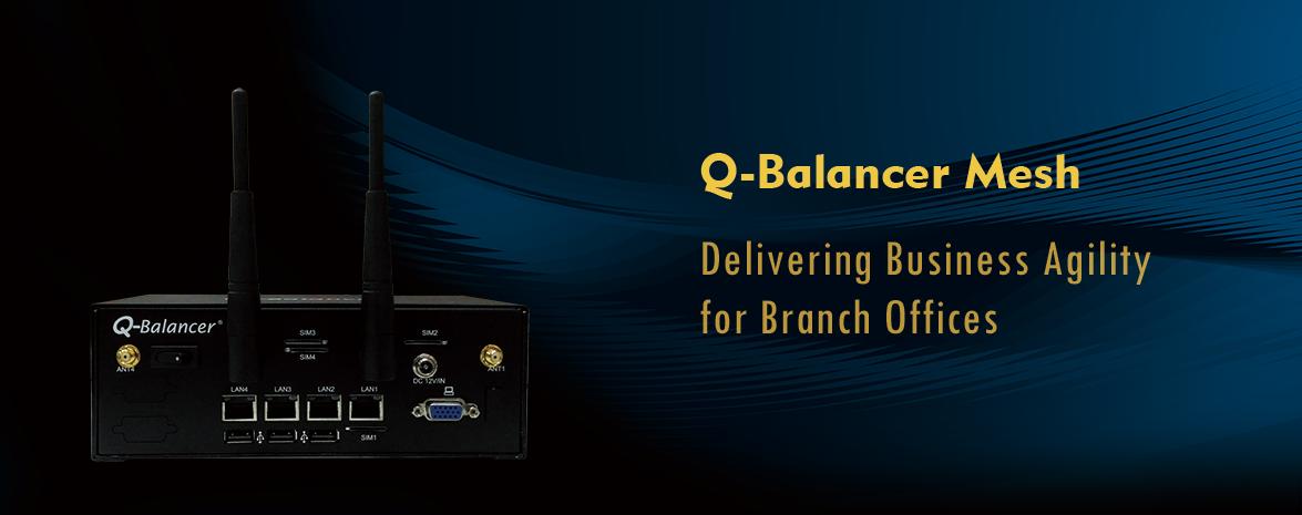 Q-Balancer Mesh